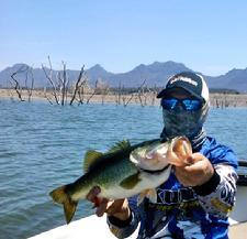 Lake el salto mexico bass fishing trips mazatlan fishing for Pueblo reservoir fishing report